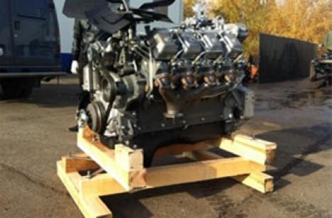 Двигатель КАМАЗ 74009.10-400