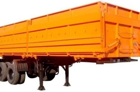 Полуприцеп контейнеровоз СЗАП-99051