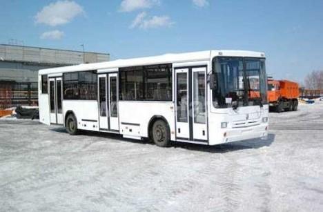 Городской автобус НЕФАЗ-5299-0000010-33