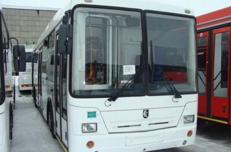 Городской автобус НЕФАЗ-5299-0000017-33