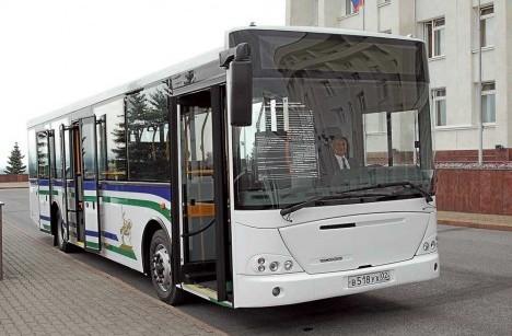 Городской автобус НЕФАЗ 52999 10