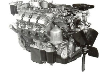 Двигатели КАМАЗ 740.10