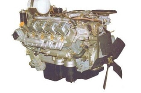 Двигатель КАМАЗ 740.11-1000400