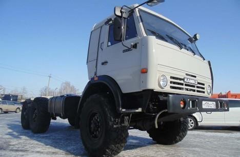 КАМАЗ 4310 б/у