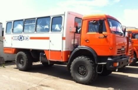 Вахтовый автобус НЕФАЗ-42111-0000010-12