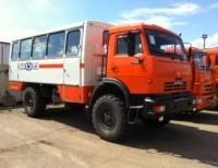 Вахтовый автобус НЕФАЗ 42111-0000010-11