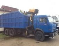 Ломовоз (металловоз) на шасси КАМАЗ 53215-13