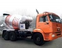 Автобетоносмеситель КАМАЗ 58146T-04