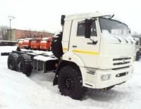 Шасси КАМАЗ 65115-773968-19(L4)