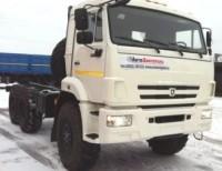 Шасси КАМАЗ 5350-3012-42