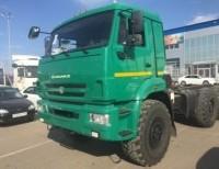 Шасси КАМАЗ 5350-3018-42