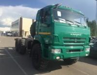 Шасси КАМАЗ 5350-3025-42