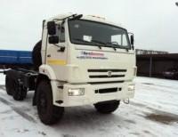 Шасси КАМАЗ 5350-3029-42