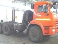 Шасси КАМАЗ 5350-3060-42