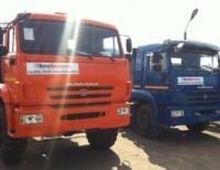 Шасси КАМАЗ 5350-3061-42