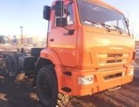 Шасси КАМАЗ 5350-3912-42