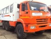 Вахтовый автобус НЕФАЗ-4208-46