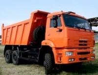 КАМАЗ 6522-6011-43