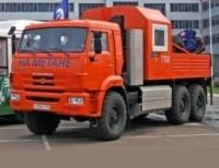 Грузопассажирский автомобиль АРОК с КМУ