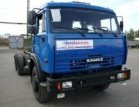 Шасси КАМАЗ 53215-0701050-15