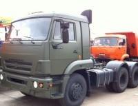 КАМАЗ 65116 военный
