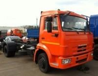 Шасси КАМАЗ 4308-3021-25(C4)