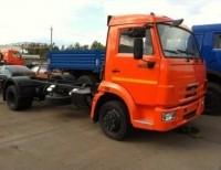 Шасси КАМАЗ 4308-3029-25(C4)