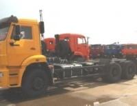 Шасси КАМАЗ 6520-23012-73