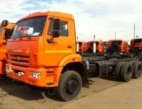 Шасси КАМАЗ 65111-3963-42