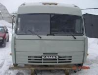 Кабина КАМАЗ 43118, 43114 ЕВРО-2 с блоком АБС