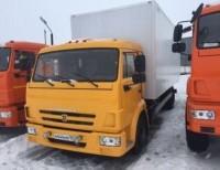 КАМАЗ 4308  фургон