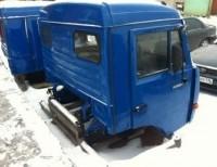 Кабина КАМАЗ 65117 ЕВРО-3