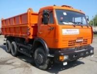 Зерновоз КАМАЗ 45143-0700011-13