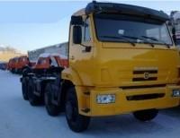 КАМАЗ 6540-3911-48