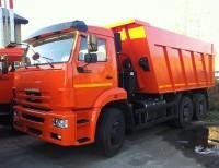 КАМАЗ 6520-6014-43
