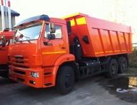 КАМАЗ 6520-61 (16 м3)