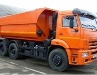 КАМАЗ 6520-6020-43 20 т, 16 м3