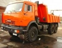Самосвал КАМАЗ 45141-0700011-10