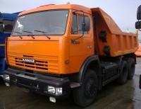 Самосвал КАМАЗ 55111-0700016-15