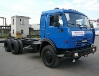 КАМАЗ 53215-1052-13 шасси