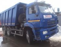 КАМАЗ 6520-6013-53