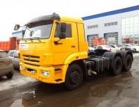 КАМАЗ 65116 Евро 5