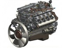 Двигатель КАМАЗ-740.73-400 Евро-4