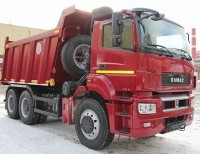 КАМАЗ 6580-163001-87