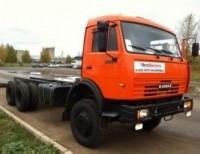 Шасси КАМАЗ-53228-1990-13