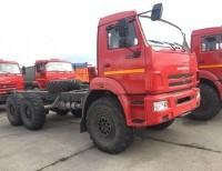 КАМАЗ 43118-3918-50