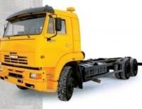 КАМАЗ 65117-30 шасси
