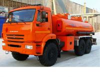 Автотопливозаправщик (АТЗ) НЕФАЗ 66062