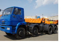 КАМАЗ 6540-3028-48