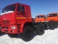 КАМАЗ-6560-3960-53